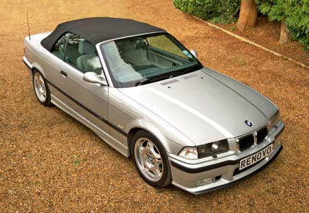 Convertible BMW
