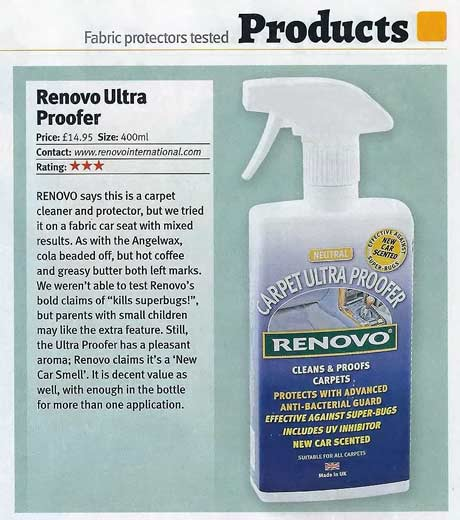 Auto Express Ultra Proofer - Agust 2017